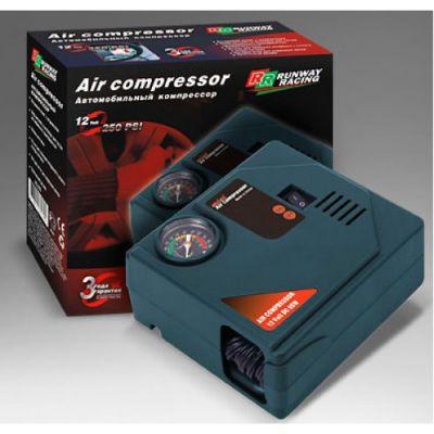 Runway Racing компрессор автомобильный RUNWAY арт. YC2117 12В RW YC2117