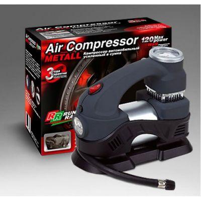 Runway Racing компрессор автомобильный усиленный в сумке арт. RR137 12В RW RR137