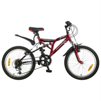 Велосипед Novatrack Gambit 20