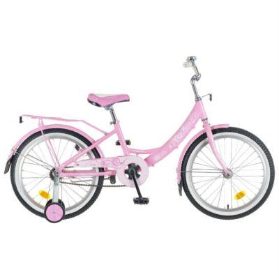 Велосипед Novatrack Girlish Line 20