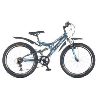 Велосипед Stinger Highlander SX180 24