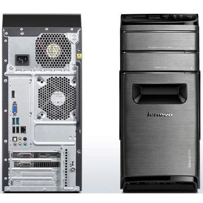 �������� Lenovo ���������� ��������� IdeaCentre K450 57323468 + ������� Nec MultiSync EA234WMI BK/BK