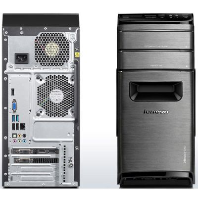 �������� Lenovo ���������� ��������� IdeaCentre K450 57323468 + ������� Dell S2415H 2415-0890