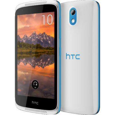 Смартфон HTC Desire 526G Dual Sim EEA White-Blue 99HADU094-00