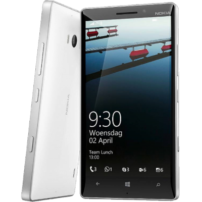 Смартфон Nokia Lumia 930 White A00019916