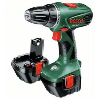 Шуруповерт Bosch PSR 12-2/2 0603951J21