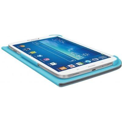 Чехол Logitech для Samsung Galaxy Tab 3 8.0 DARK CLAY GREY 939-000746