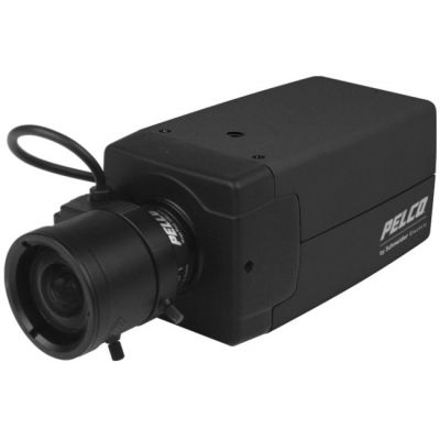 Камера видеонаблюдения Pelco комплект (CameraPak® 1/3 in. Hi Res WDR 7.5-50mm IR) C20DW-6XR75A