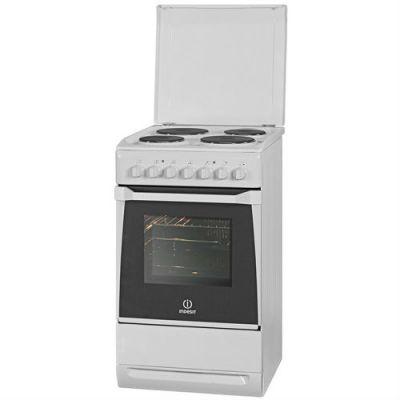 Электрическая плита Indesit KN3E517(W)/RU