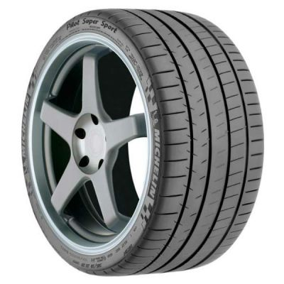 Летняя шина Michelin Pilot Super Sport 265/30 ZR19 93(Y) 299356