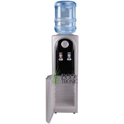 Кулер для воды Ecotronic напольный C21-LCE black