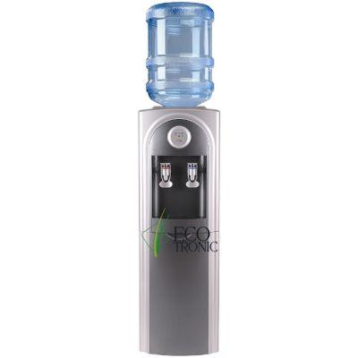 Кулер для воды Ecotronic напольный C21-LCE grey