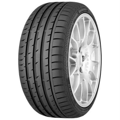 Летняя шина Continental ContiSportContact 3 235/35 R19 91Y 350563