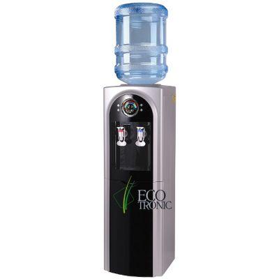Кулер для воды Ecotronic напольный C21-LFPM black