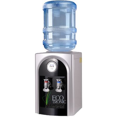 Кулер для воды Ecotronic настольный C21-TE black