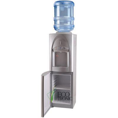 Кулер для воды Ecotronic напольный C4-LCE silver
