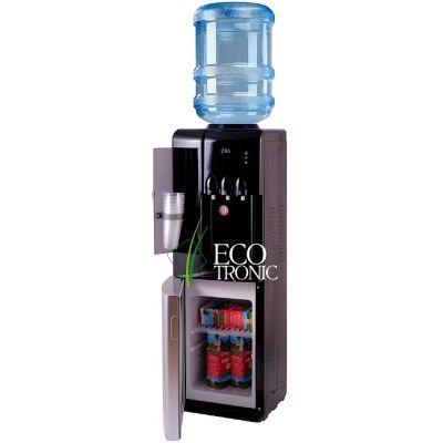 Кулер для воды Ecotronic напольный C7-LF black/silver