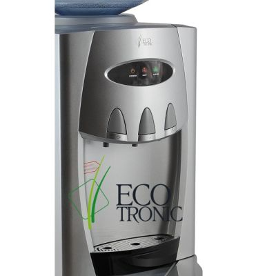 Кулер для воды Ecotronic напольный G30-LCE silver
