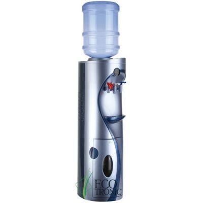 Кулер для воды Ecotronic напольный G4-LM silver