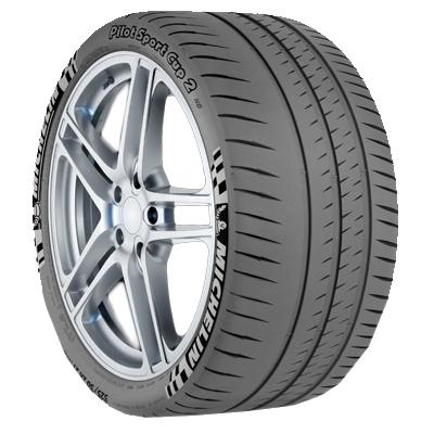 Летняя шина Michelin Pilot Sport Cup 2 245/35ZR 19 93(Y) 139305