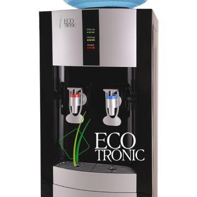 Кулер для воды Ecotronic напольный H1-LC black