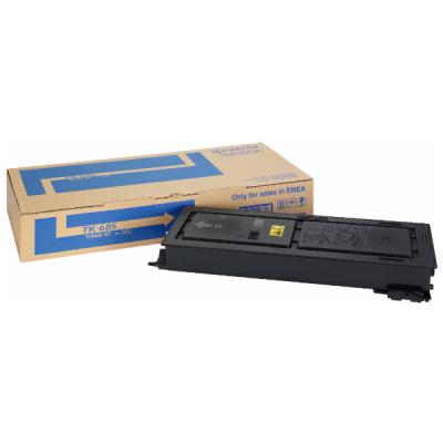 Тонер-картридж Kyocera TK-685 Black/Черный (1T02K50NL0)