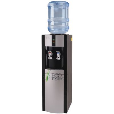 Кулер для воды Ecotronic напольный H1-LCE black