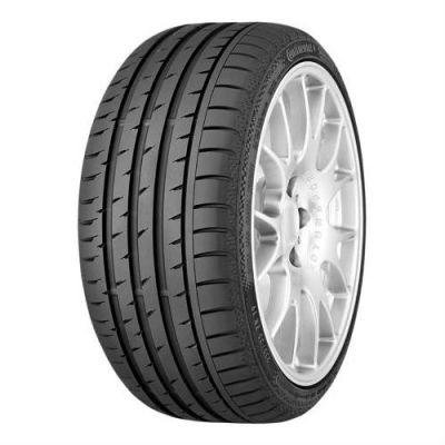 Летняя шина Continental ContiSportContact 3 235/30ZR 20 350207