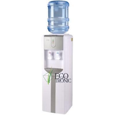 Кулер для воды Ecotronic напольный H3-LCE silver