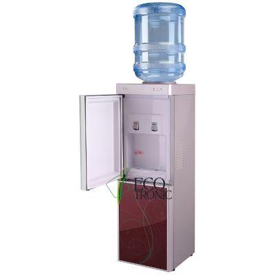 Кулер для воды Ecotronic напольный M5-LF red