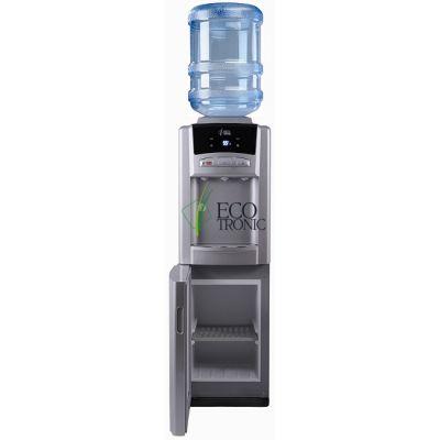 Кулер для воды Ecotronic напольный M6-LCPM silver