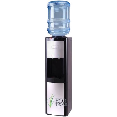 Кулер для воды Ecotronic напольный P4-L black/silver