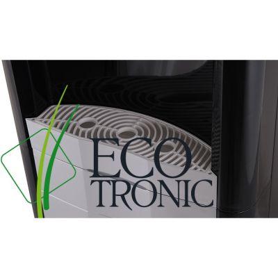 Кулер для воды Ecotronic напольный V4-LZ black/silver