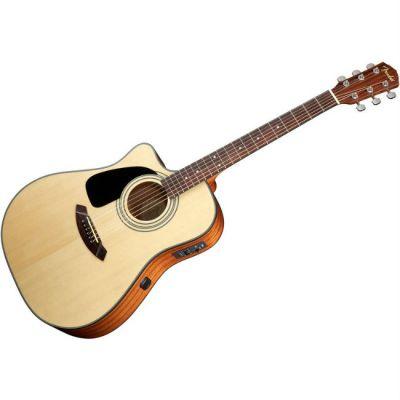 Электроакустическая гитара Fender Cd-100Ce L/H Natural