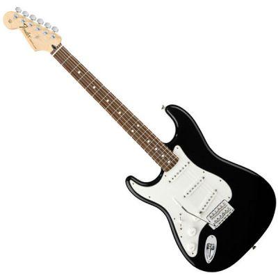 Электрогитара Fender Standard Stratocaster RW Black Tint