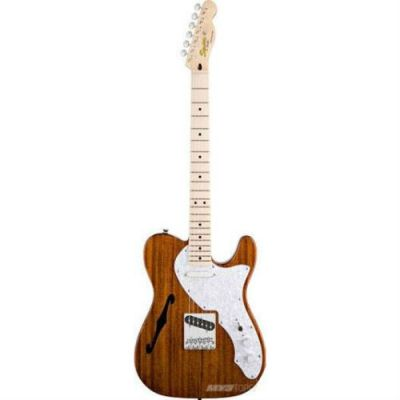 Fender ���������������� ������ Squier Classic Vibe Tele Thinline MN Natural