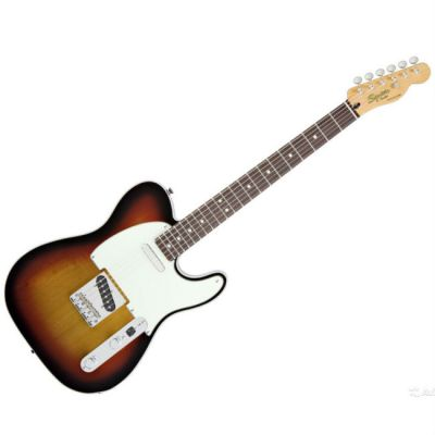 Электрогитара Fender Squier Classic Vibe Tele Custom RW 3-Color Sunburst