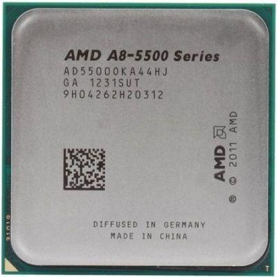 Процессор AMD X4 A8 5500 FM2 OEM AD5500OKA44HJ