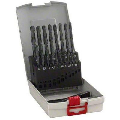 Набор Bosch для сверления по металлу HSS-R 2608587012