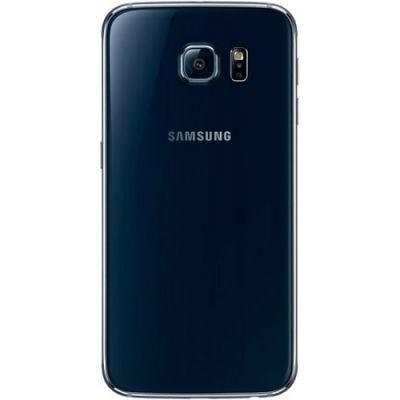 Смартфон Samsung Galaxy S6 Duos SM-G920F Black SM-G920FZKVSER