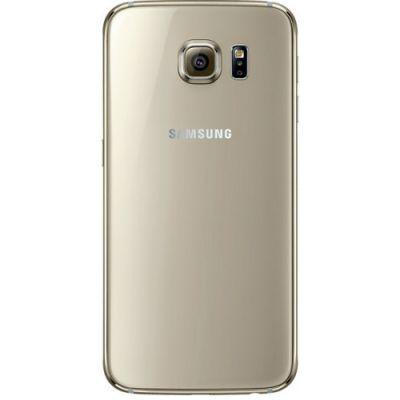 Смартфон Samsung Galaxy S6 Duos SM-G920F Gold SM-G920FZDVSER