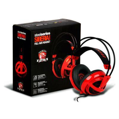 Наушники с микрофоном SteelSeries Siberia v2 MSI Edition (51129)