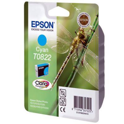 ��������� �������� Epson I/C cyan ��� R270 / 290 / RX590 C13T11224A10