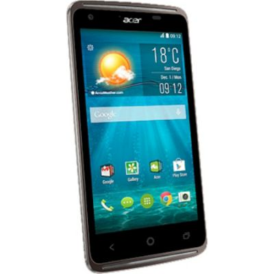 Смартфон Acer Liquid Z410 Duo Black HM.HLJEU.001