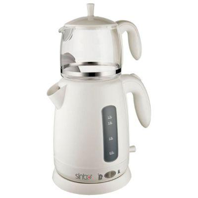 Sinbo Чайный набор Sinbo STM 5700 белый