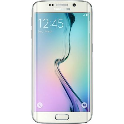 Смартфон Samsung Galaxy S6 Edge SM-G925F 128Gb White SM-G925FZWFSER