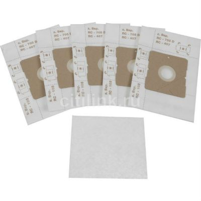 Пылесборник Top House THN 202 S сверхпрочные нетканые 4 шт. для пылесосов SAMSUNG