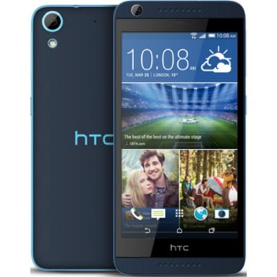 Смартфон HTC Desire 626G Dual sim Navy Blue 99HAED044-00