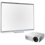 SMART Technologies �������� �������� Vivitek D551 + ������������� ����� SBM680 SMART Technologies