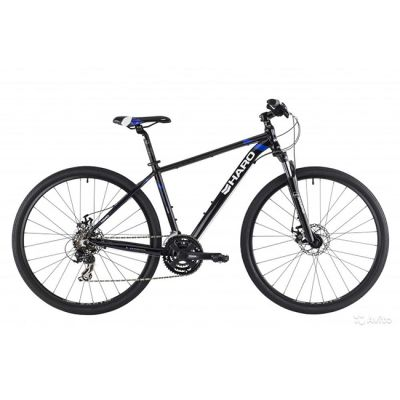 ��������� Haro Bridgeport Size Galaxy Black (2015)